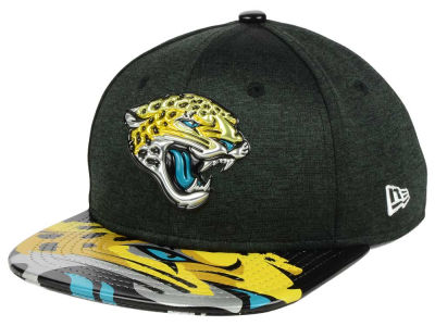 Jacksonville Jaguars New Era 2017 NFL Kids Draft 9FIFTY Snapback Cap