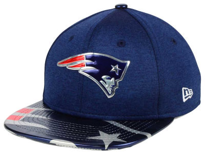 New England Patriots New Era 2017 NFL Kids Draft 9FIFTY Snapback Cap