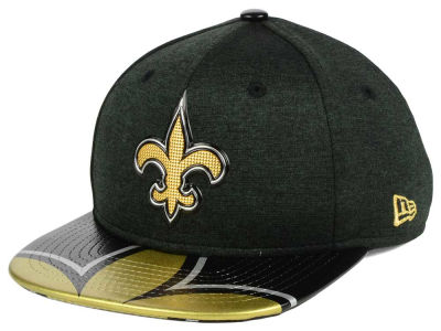New Orleans Saints New Era 2017 NFL Kids Draft 9FIFTY Snapback Cap