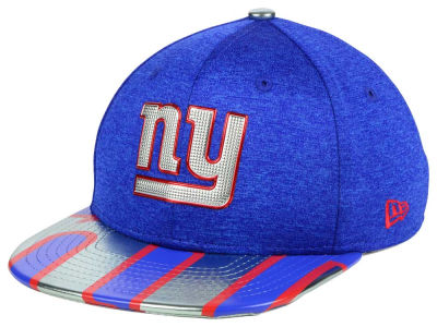 New York Giants New Era 2017 NFL Kids Draft 9FIFTY Snapback Cap