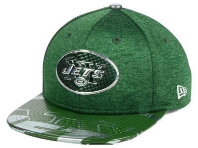 New York Jets New Era 2017 NFL Kids Draft 9FIFTY Snapback Cap