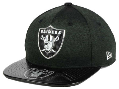 Oakland Raiders New Era 2017 NFL Kids Draft 9FIFTY Snapback Cap