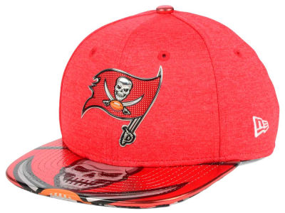 Tampa Bay Buccaneers New Era 2017 NFL Kids Draft 9FIFTY Snapback Cap
