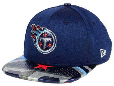 Tennessee Titans New Era 2017 NFL Kids Draft 9FIFTY Snapback Cap