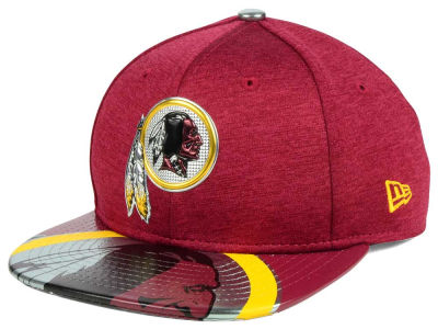 Washington Redskins New Era 2017 NFL Kids Draft 9FIFTY Snapback Cap