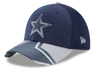 Dallas Cowboys New Era 2017 NFL Kids Draft 39THIRTY Cap