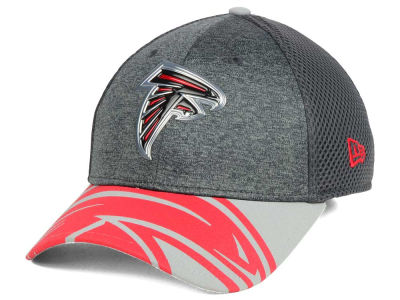 Atlanta Falcons New Era 2017 NFL Draft Fashion 39THIRTY Cap