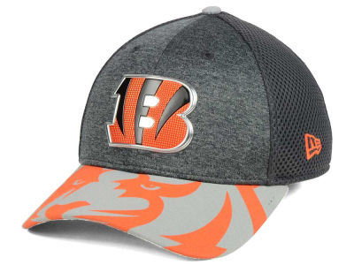 Cincinnati Bengals New Era 2017 NFL Draft Fashion 39THIRTY Cap