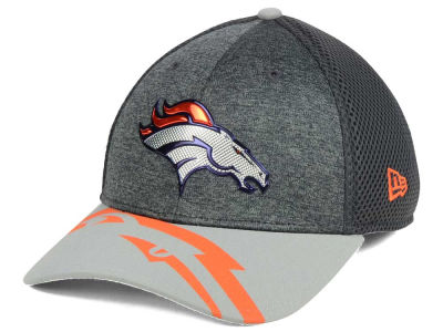 Denver Broncos New Era 2017 NFL Draft Fashion 39THIRTY Cap