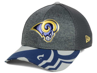 Los Angeles Rams New Era 2017 NFL Draft Fashion 39THIRTY Cap