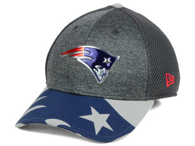 New England Patriots New Era 2017 NFL Draft Fashion 39THIRTY Cap