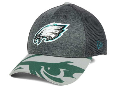 Philadelphia Eagles New Era 2017 NFL Draft Fashion 39THIRTY Cap