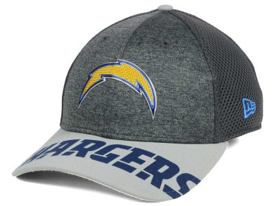 San Diego Chargers New Era 2017 NFL Draft Fashion 39THIRTY Cap