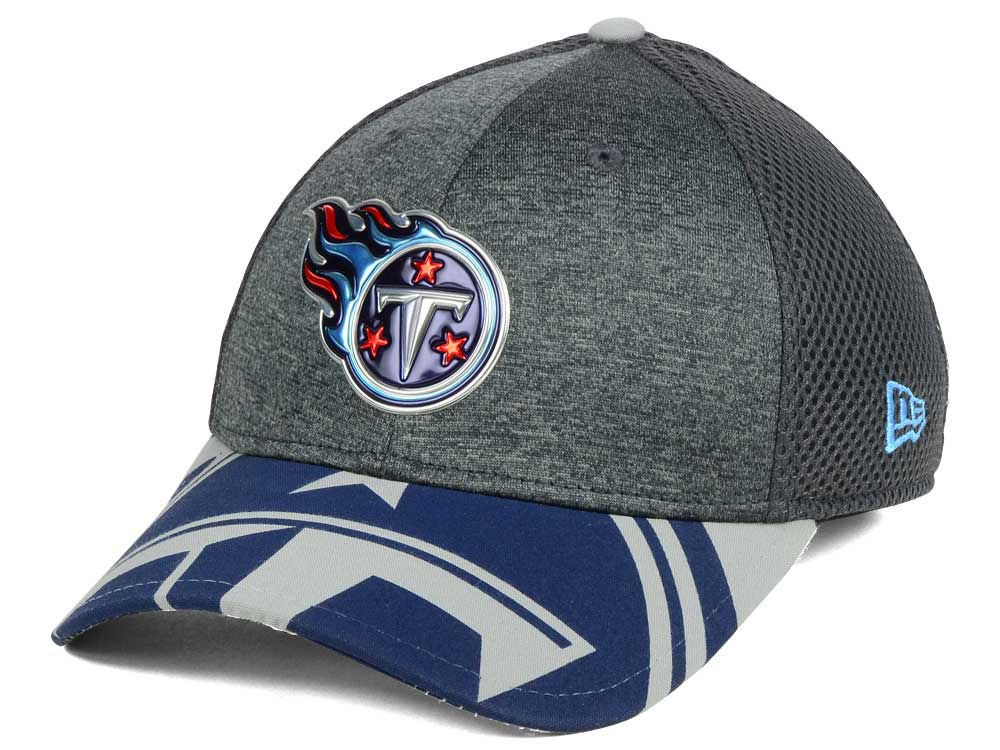 645d1ff9b Tennessee Titans New Era 2017 NFL Draft Fashion 39THIRTY Cap