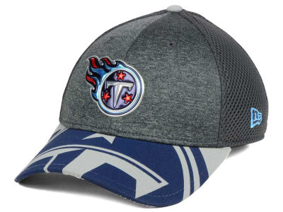 Tennessee Titans New Era 2017 NFL Draft Fashion 39THIRTY Cap
