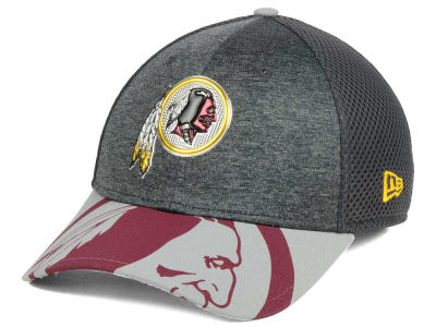 Washington Redskins New Era 2017 NFL Draft Fashion 39THIRTY Cap