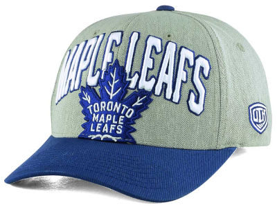 Toronto Maple Leafs Old Time Hockey NHL Chopper Flex Cap
