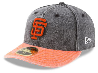 San Francisco Giants New Era MLB 59FIFTY Bro Cap