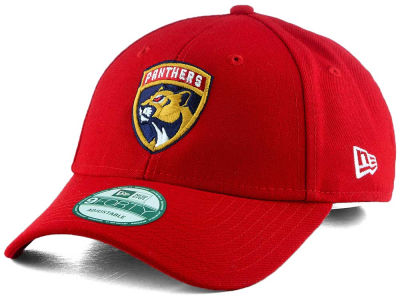 Florida Panthers New Era NHL Mega Boom 9FORTY Adjustable Cap