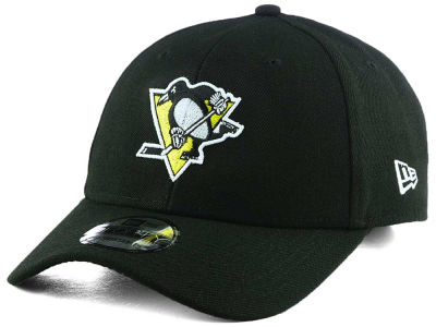 Pittsburgh Penguins New Era NHL Mega Boom 9FORTY Adjustable Cap
