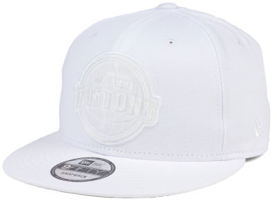 Detroit Pistons New Era NBA So Icey 9FIFTY Snapback Cap