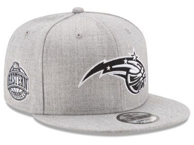 Orlando Magic New Era The Heather Boy 9FIFTY Snapback Cap