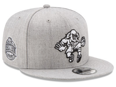 Philadelphia 76ers New Era The Heather Boy 9FIFTY Snapback Cap