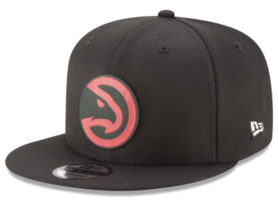 Atlanta Hawks New Era NBA Dual Flect 9FIFTY Snapback Cap