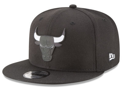 Chicago Bulls New Era NBA Dual Flect 9FIFTY Snapback Cap