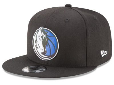 Dallas Mavericks New Era NBA Dual Flect 9FIFTY Snapback Cap