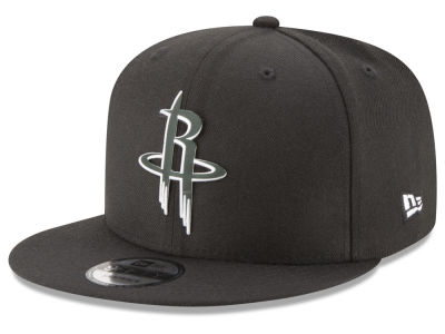 Houston Rockets New Era NBA Dual Flect 9FIFTY Snapback Cap
