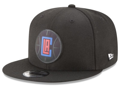 Los Angeles Clippers New Era NBA Dual Flect 9FIFTY Snapback Cap