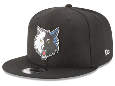 Minnesota Timberwolves New Era NBA Dual Flect 9FIFTY Snapback Cap