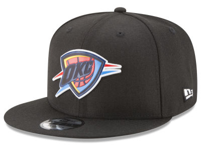 Oklahoma City Thunder New Era NBA Dual Flect 9FIFTY Snapback Cap