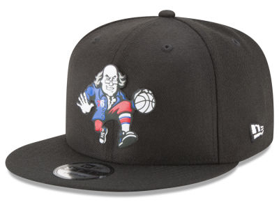 Philadelphia 76ers New Era NBA Dual Flect 9FIFTY Snapback Cap