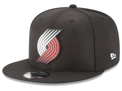 Portland Trail Blazers New Era NBA Dual Flect 9FIFTY Snapback Cap