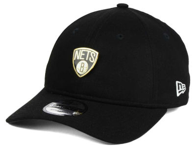 Brooklyn Nets New Era NBA Pintasic 9TWENTY Cap