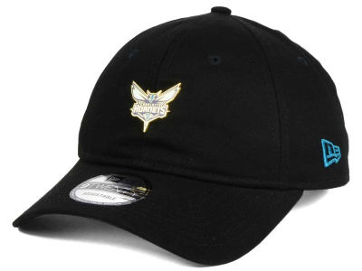 Charlotte Hornets New Era NBA Pintasic 9TWENTY Cap