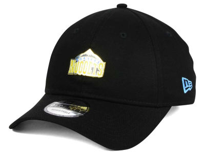 Denver Nuggets New Era NBA Pintasic 9TWENTY Cap