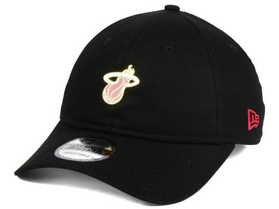 Miami Heat New Era NBA Pintasic 9TWENTY Cap