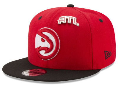 Atlanta Hawks New Era NBA Pintastic 9FIFTY Snapback Cap