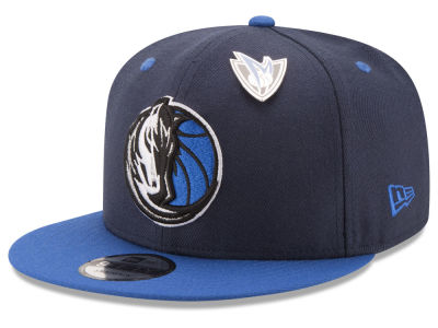 Dallas Mavericks New Era NBA Pintastic 9FIFTY Snapback Cap