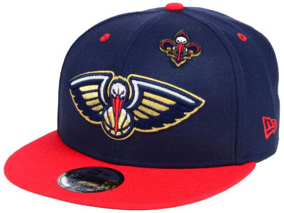 New Orleans Pelicans New Era NBA Pintastic 9FIFTY Snapback Cap