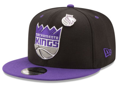 Sacramento Kings New Era NBA Pintastic 9FIFTY Snapback Cap