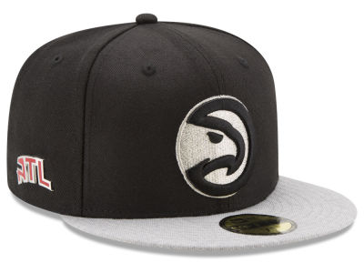 Atlanta Hawks New Era NBA Pintasic 59FIFTY Cap