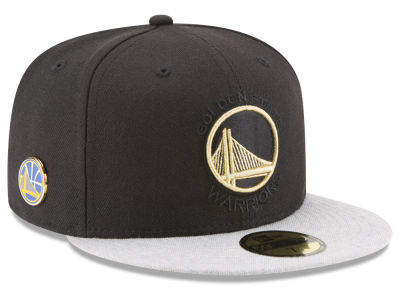 Golden State Warriors New Era NBA Pintasic 59FIFTY Cap