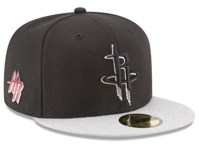 Houston Rockets New Era NBA Pintasic 59FIFTY Cap