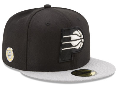 Indiana Pacers New Era NBA Pintasic 59FIFTY Cap