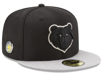 Memphis Grizzlies New Era NBA Pintasic 59FIFTY Cap