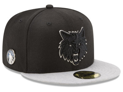 Minnesota Timberwolves New Era NBA Pintasic 59FIFTY Cap